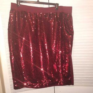 Eloquii pencil skirt size 24